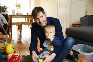 Man vs. Baby image