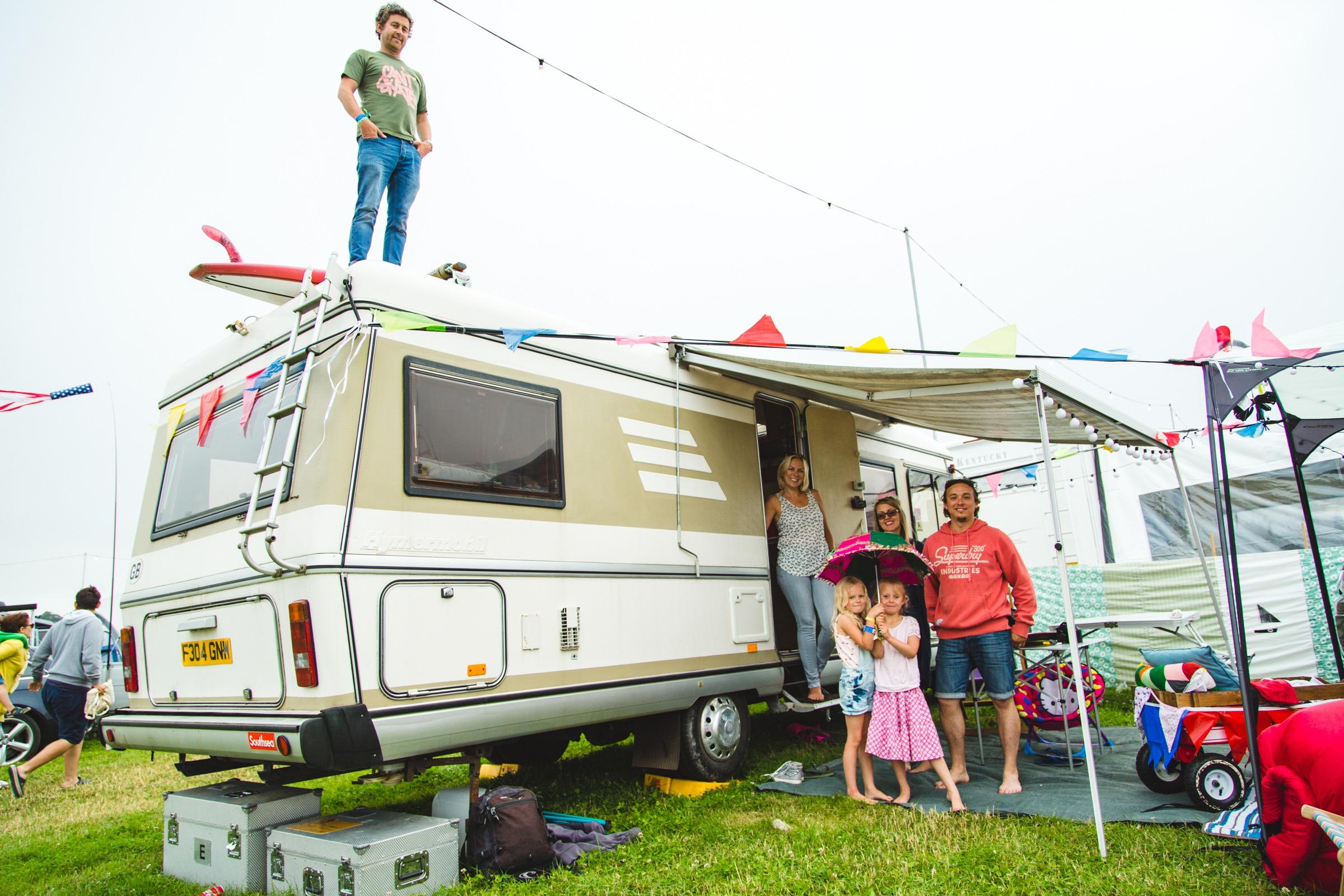 Caravans / Trailer Tents image