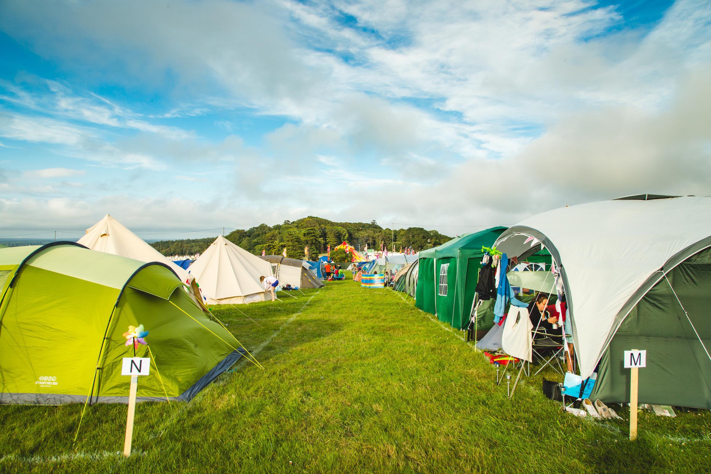 Camping Plus image