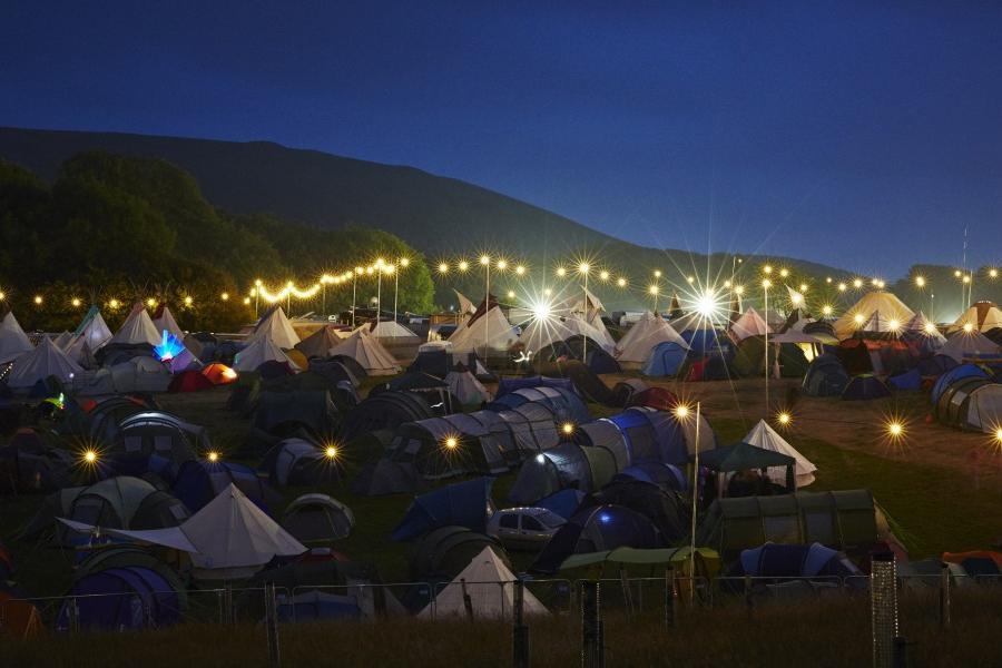 Backstage Camping image