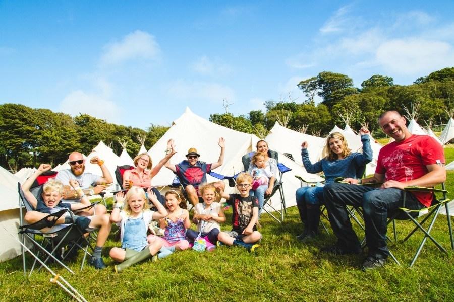 Hospitality Camping image
