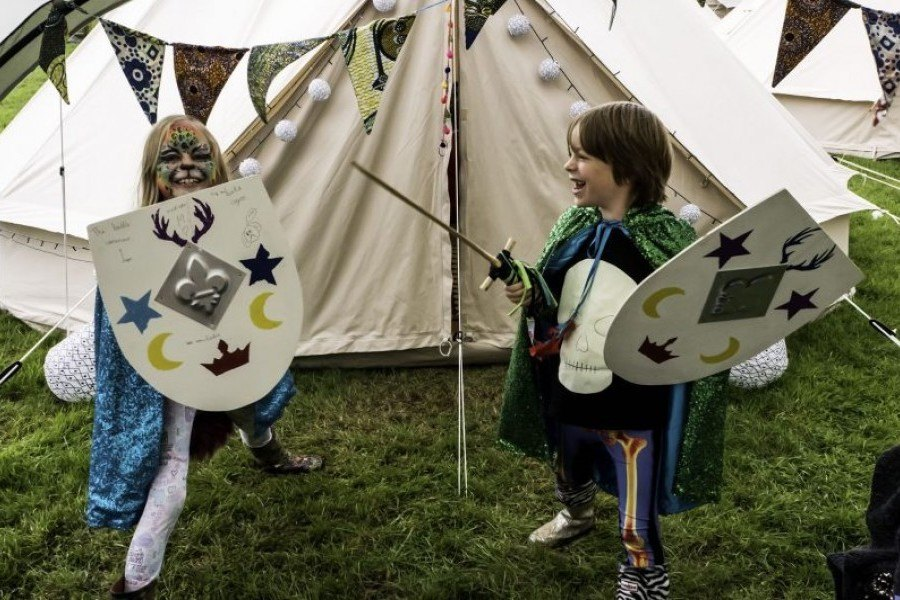 The Definitive Guide to Camp Bestival Part 1 by Lucy Davies image