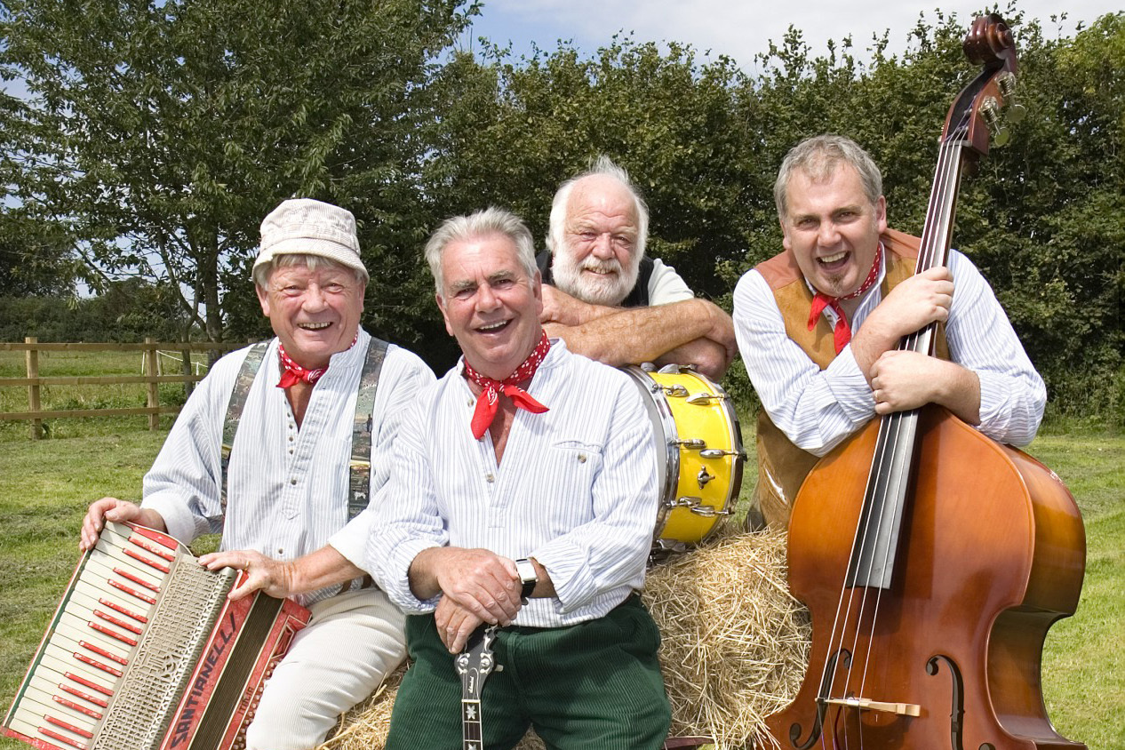 The Wurzels image