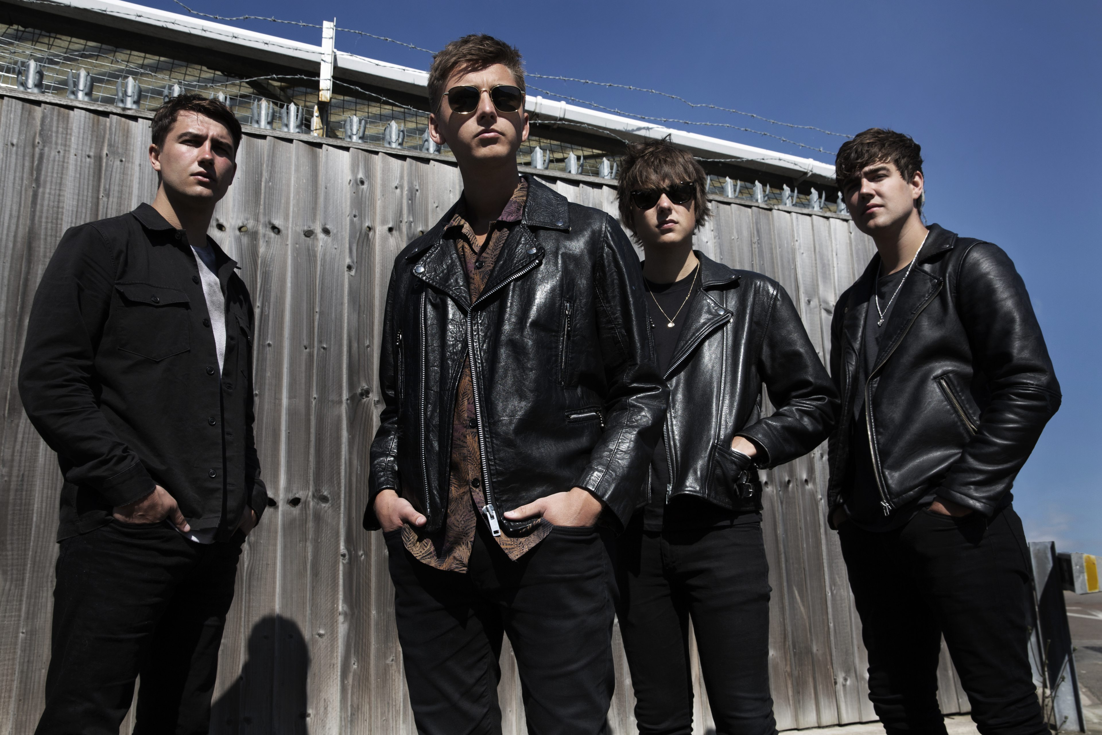The Sherlocks image