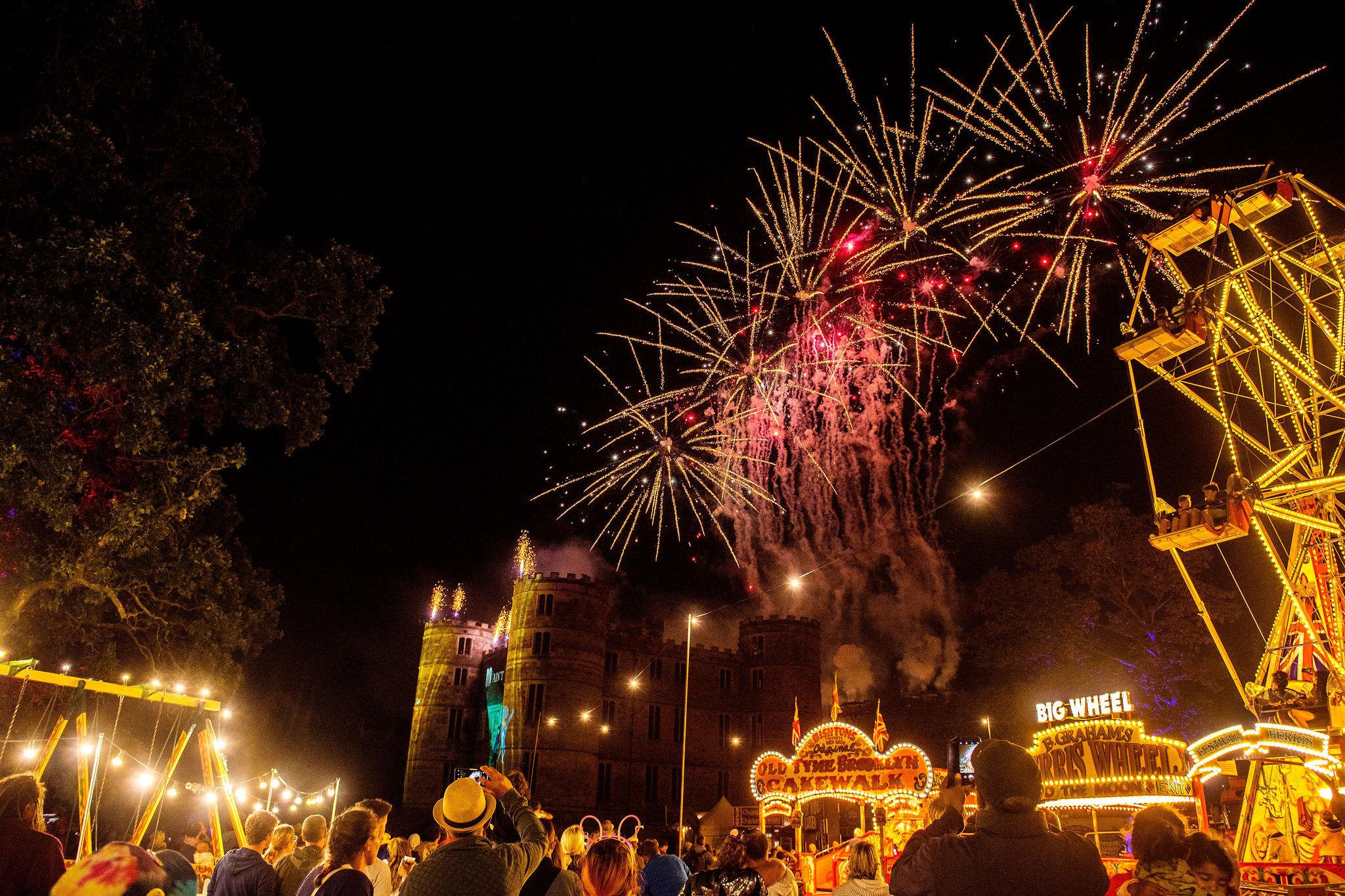 Son et Lumière Castle Fireworks Spectacular  image