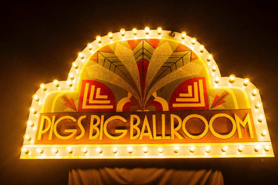 Pig's Big Ballroom image