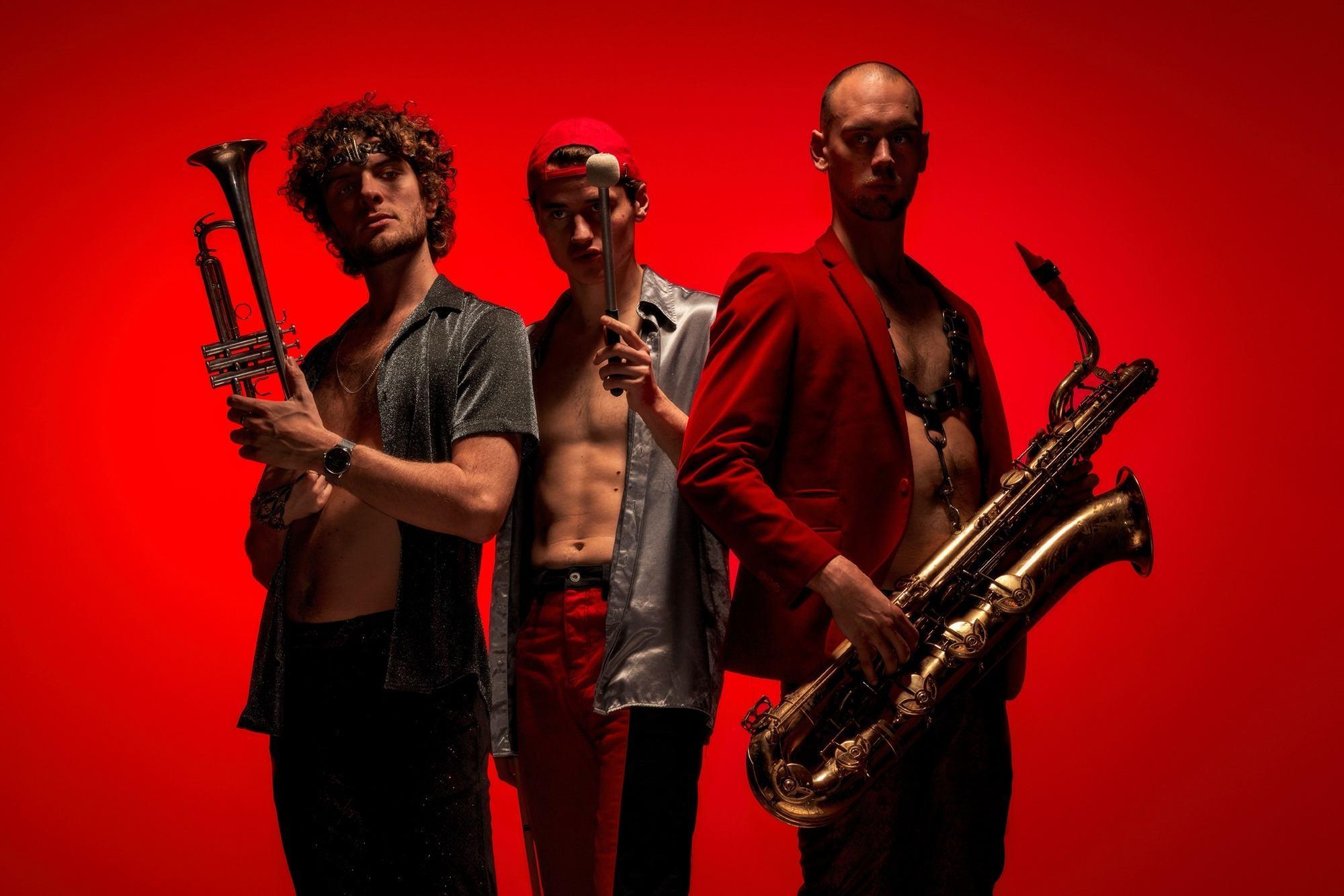 Brass Rave Unit image