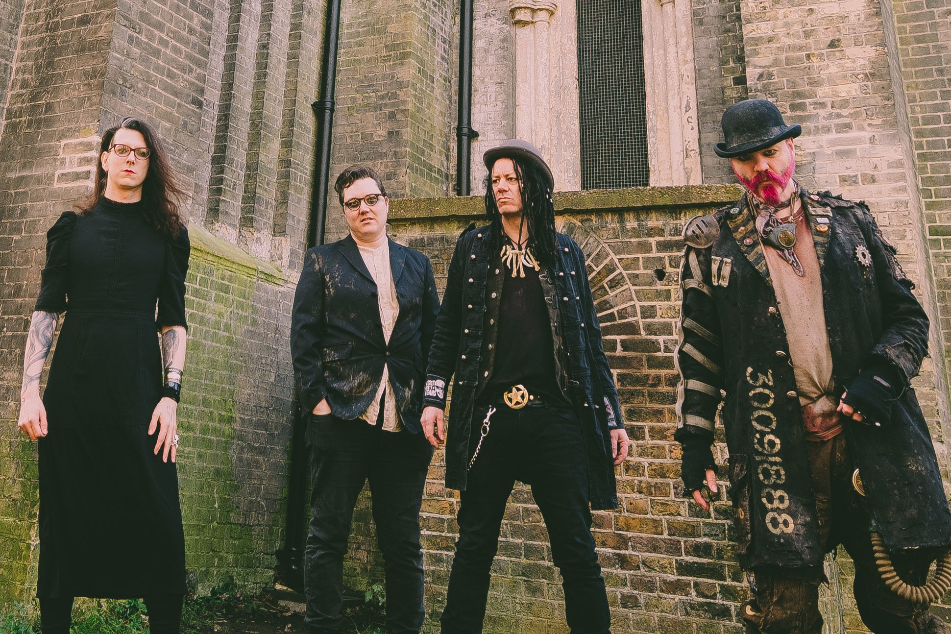 The Men That Will Not Be Blamed For Nothing image