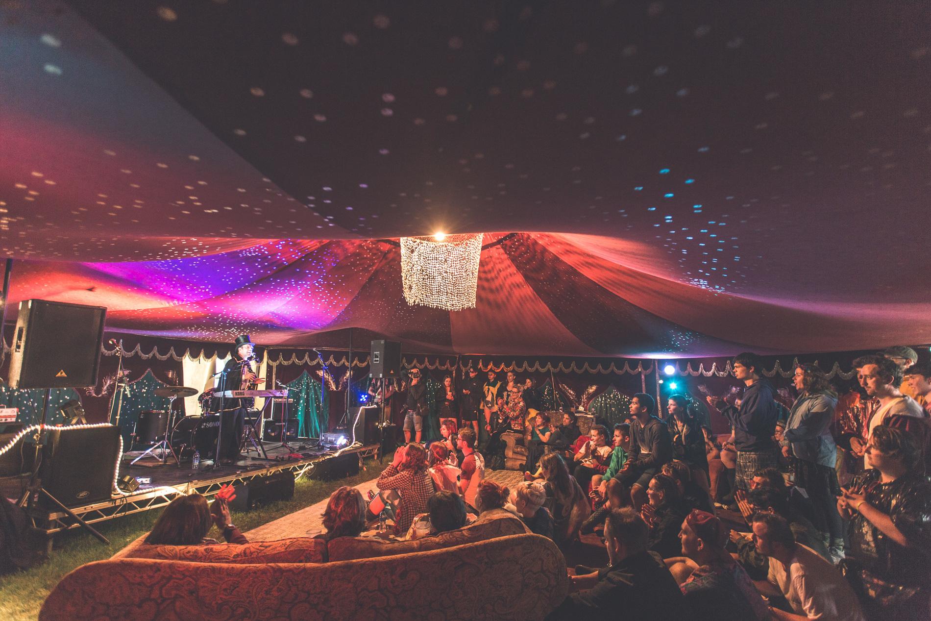 Enjoy vintage beats & sonic treats at Pig's Big Ballroom image