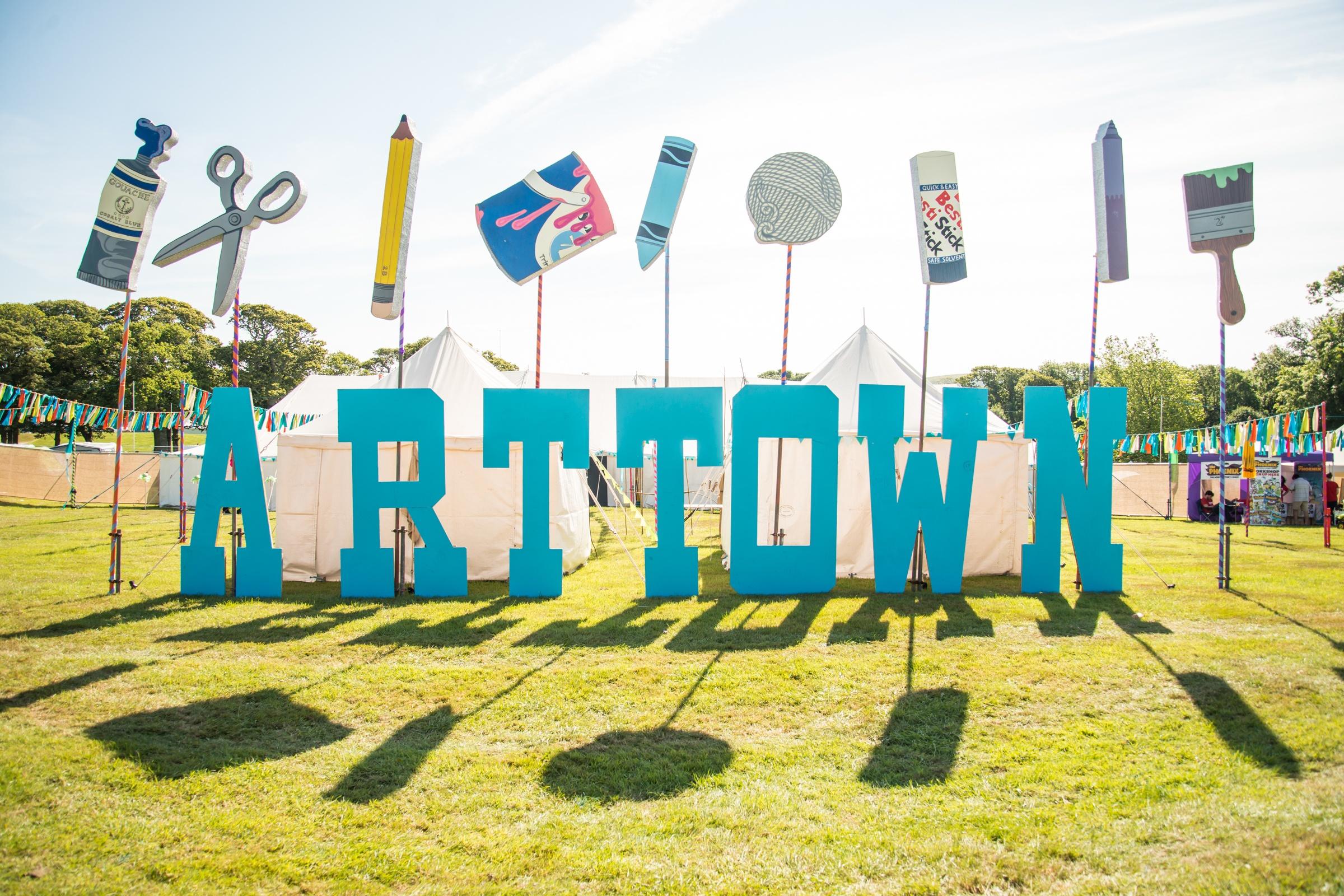Art Town image
