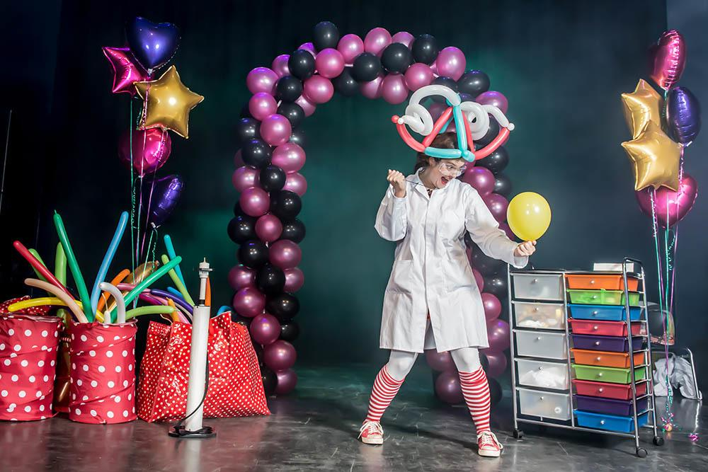 The Balloon Science Show image