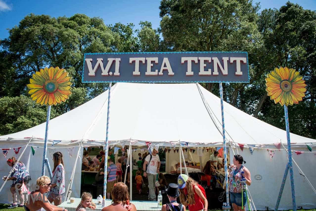 Women's Institute Tea Tent image