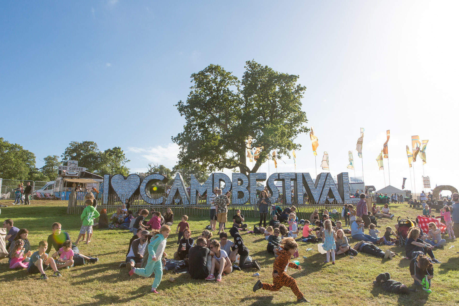 A Message to our Camp Bestival Family image