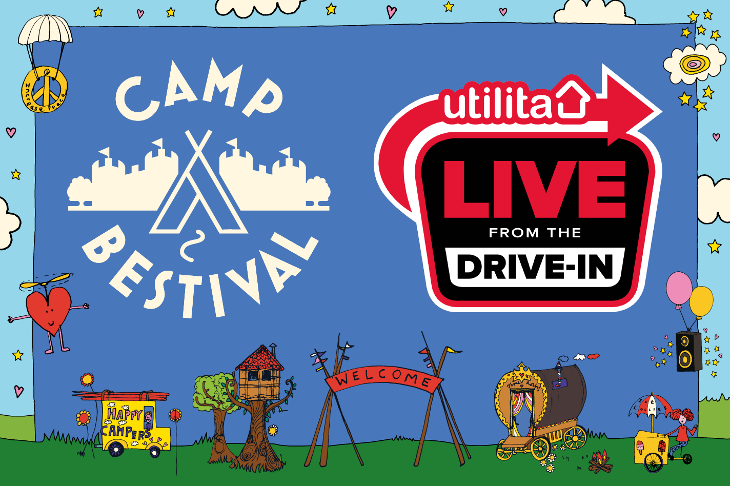 Announcing our Family Drive-In Shows this summer image