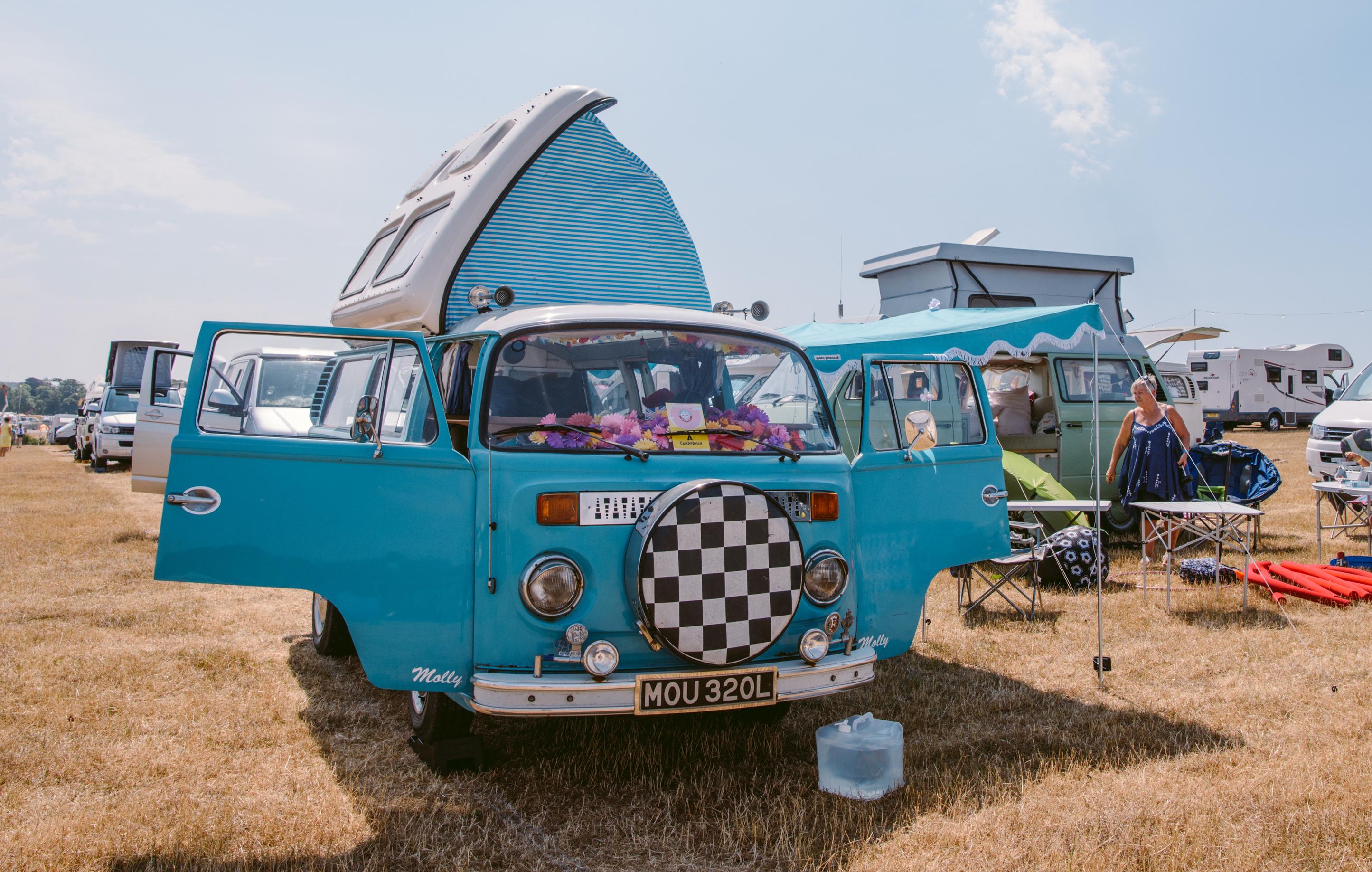 Kids' Garden Campervans / Caravans image