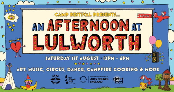 Camp Bestival presents...An Afternoon at Lulworth image