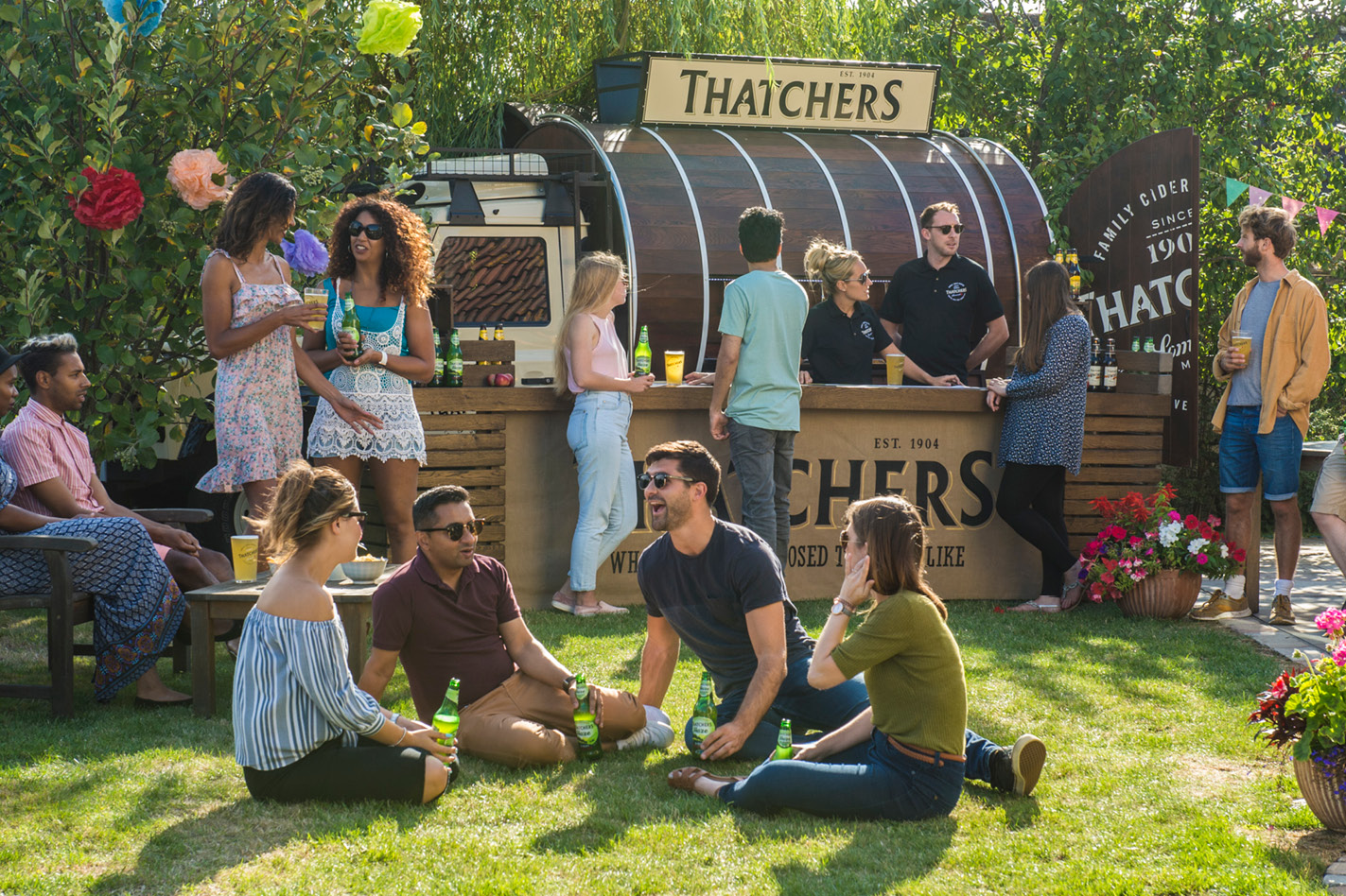 Thatchers Cider Experience image