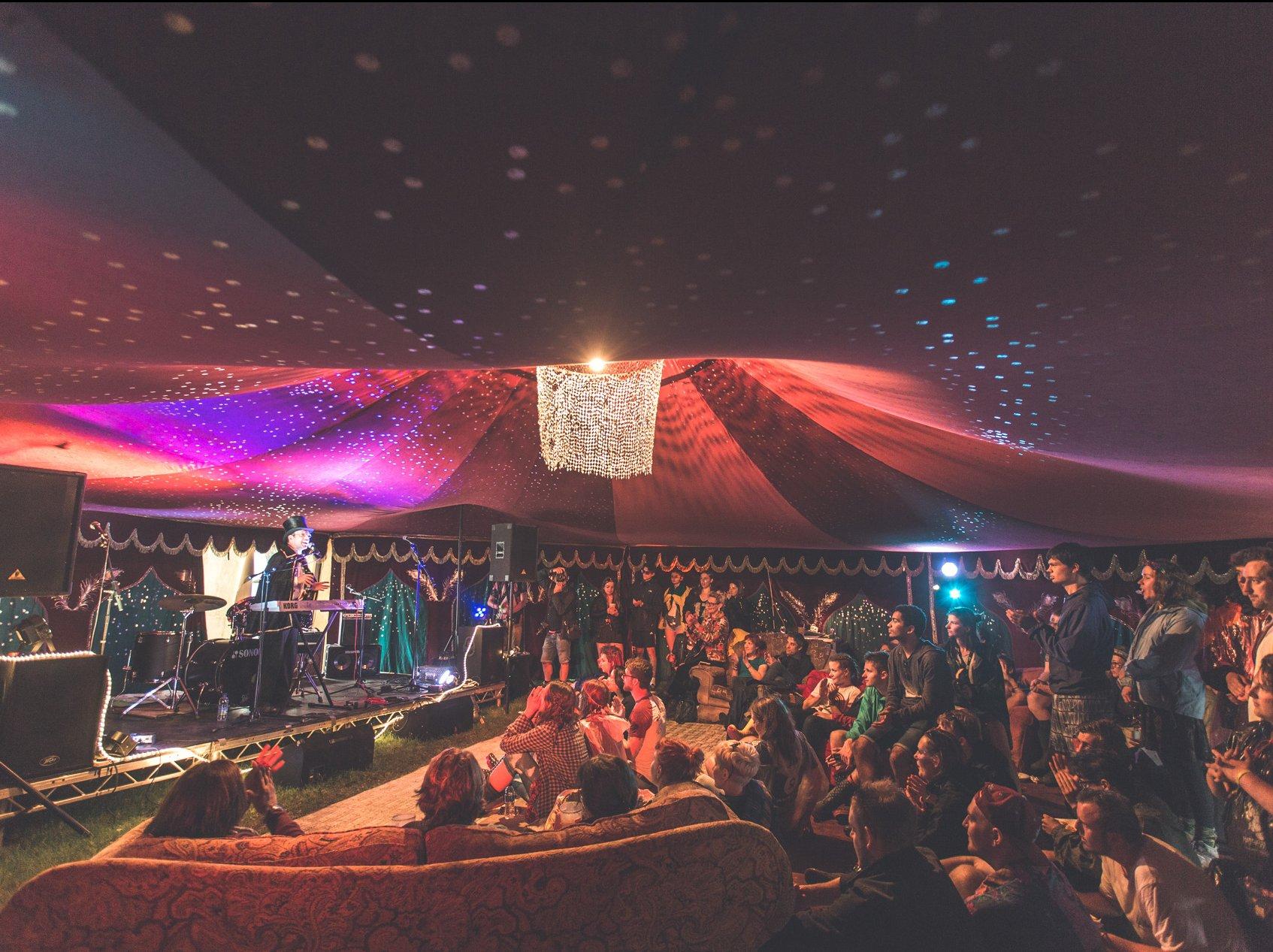 Pig's Ballroom Unleash Ageless Audio Entertainment image