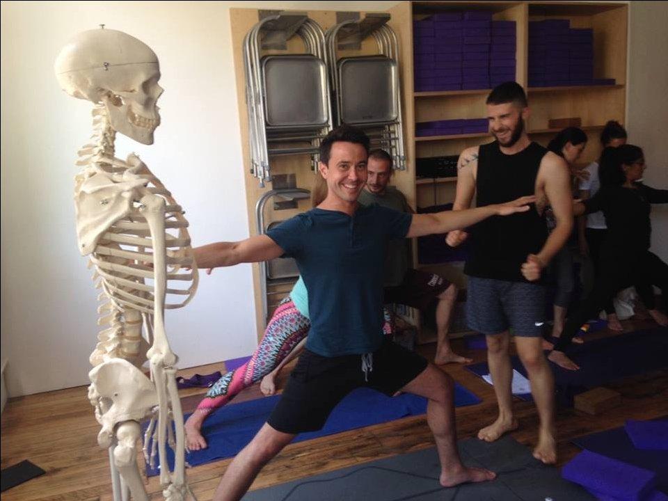 Hatha Yoga: Richard Catmur image