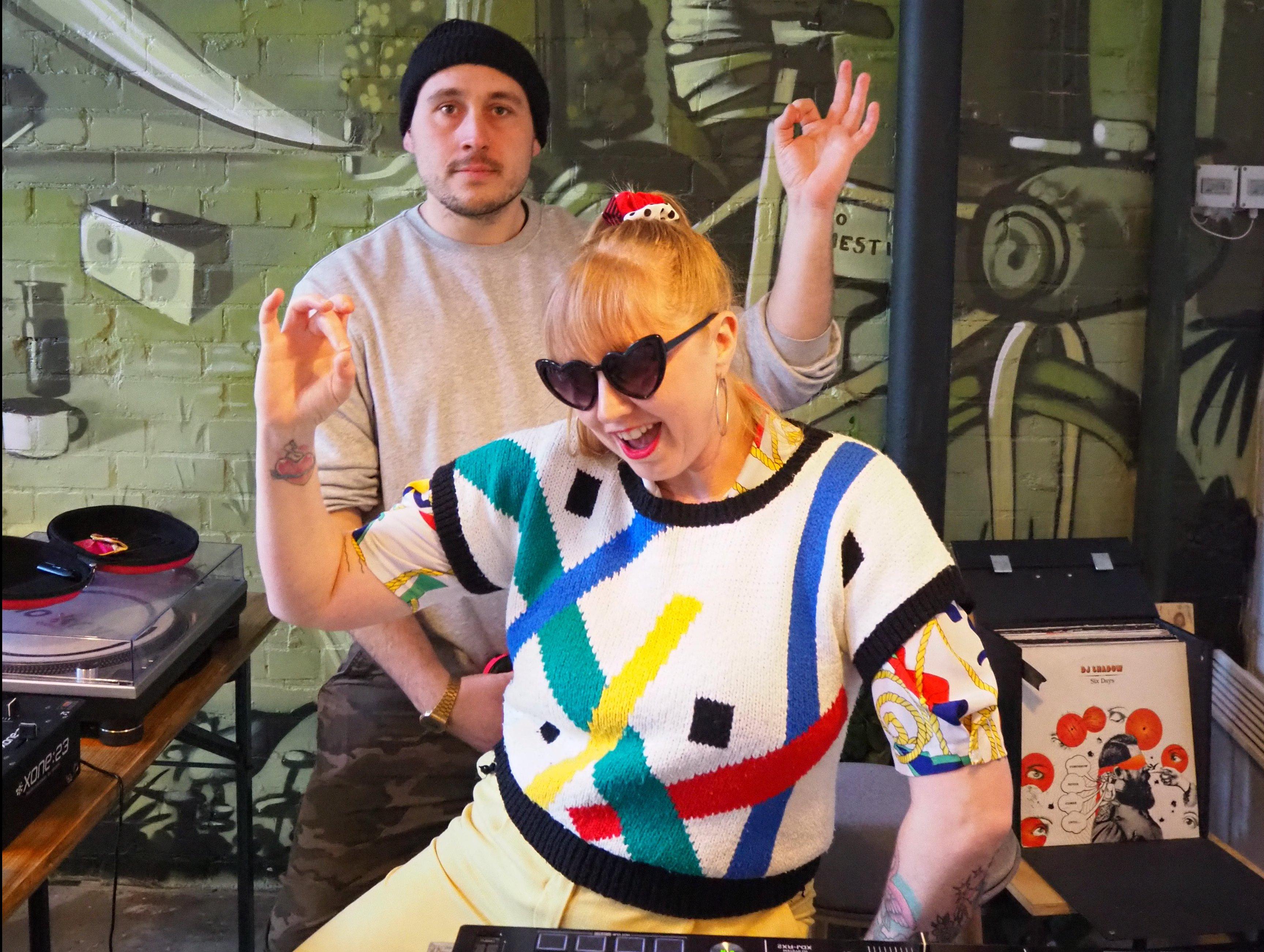 We Broke Free: Music Curators & Good Time Dictators image