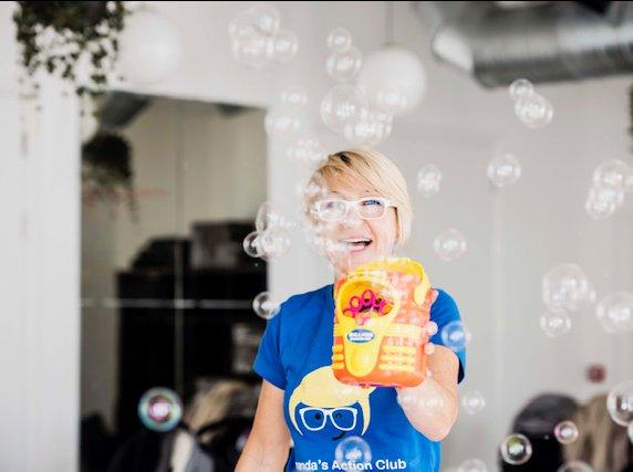 Amanda's Action Club image