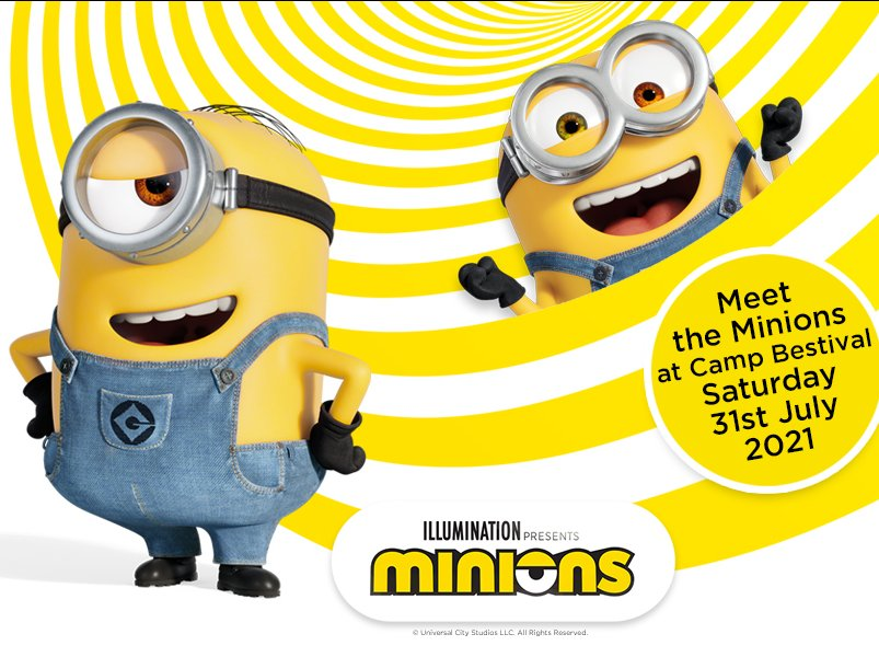 Meet the Minions image