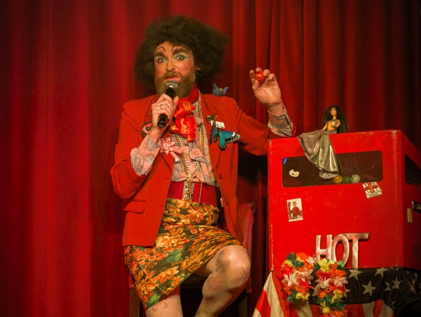 Timberlina presents The Big Bingo Show image