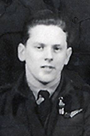 James 'Jimmy' Newall was a Flight Mechanic with 423