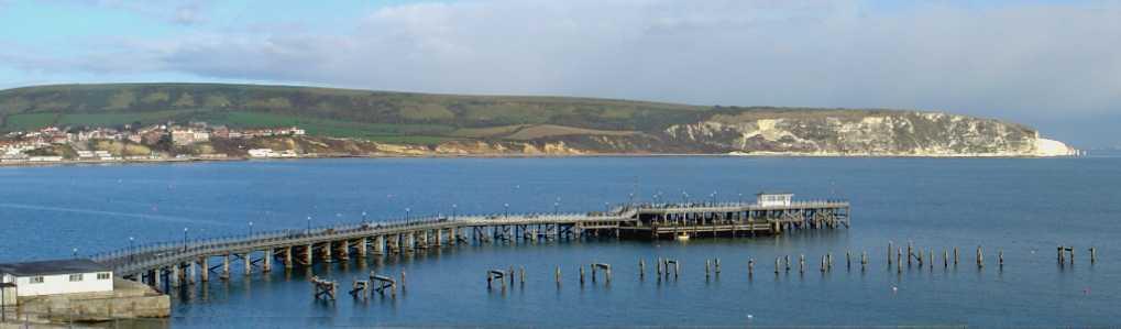 Swanage Pier image