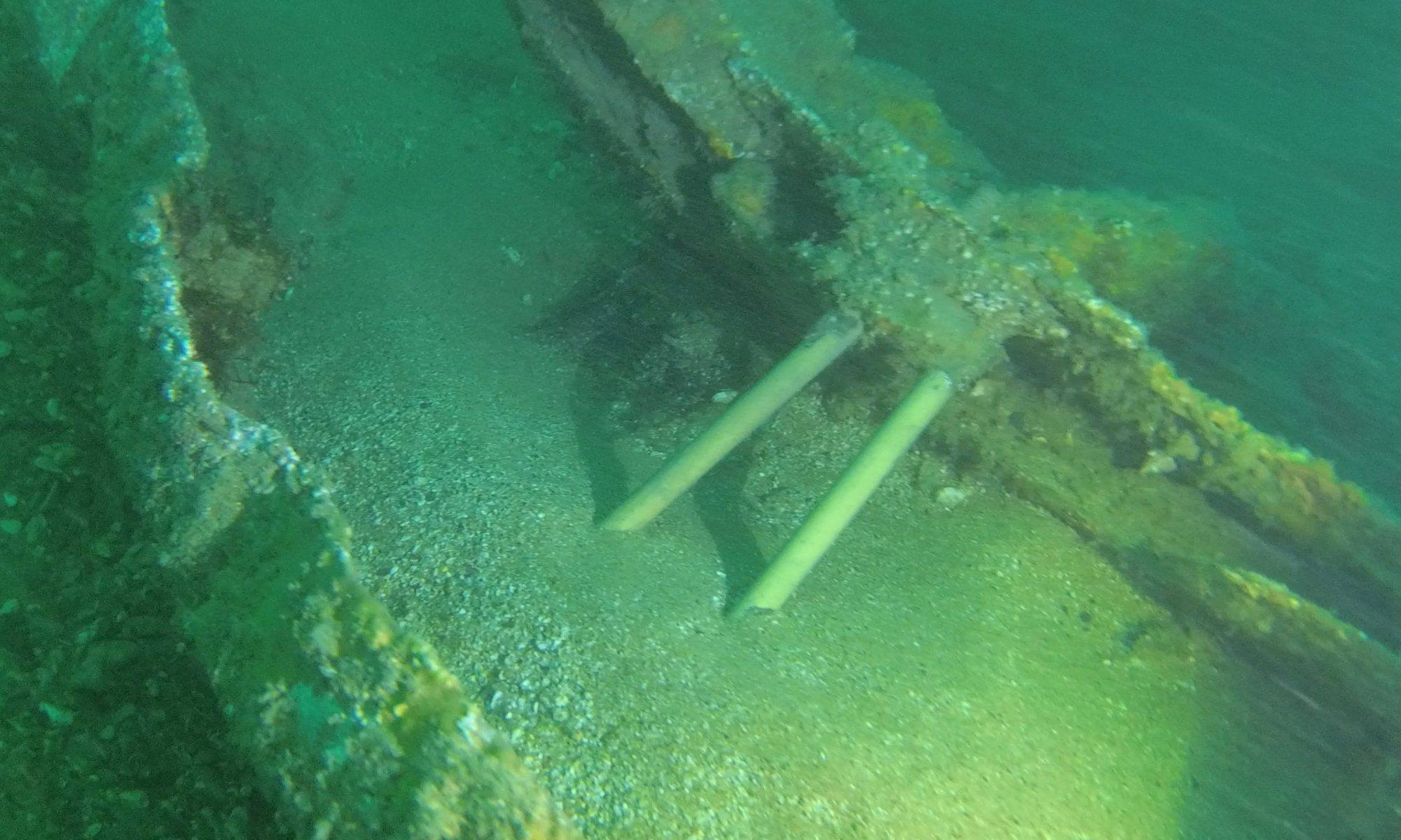 The Pin Wreck out of Kimmeridge image