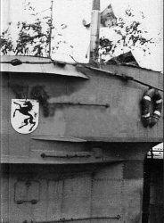U-1195, Submarine (U-Boat) image