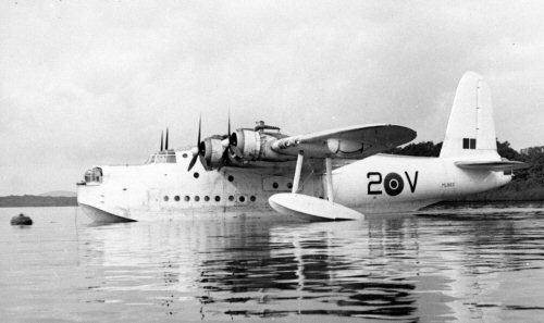 Sunderland Flying Boat – ML883 image