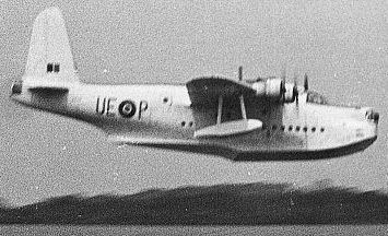 Sunderland Flying Boat – PP118 image