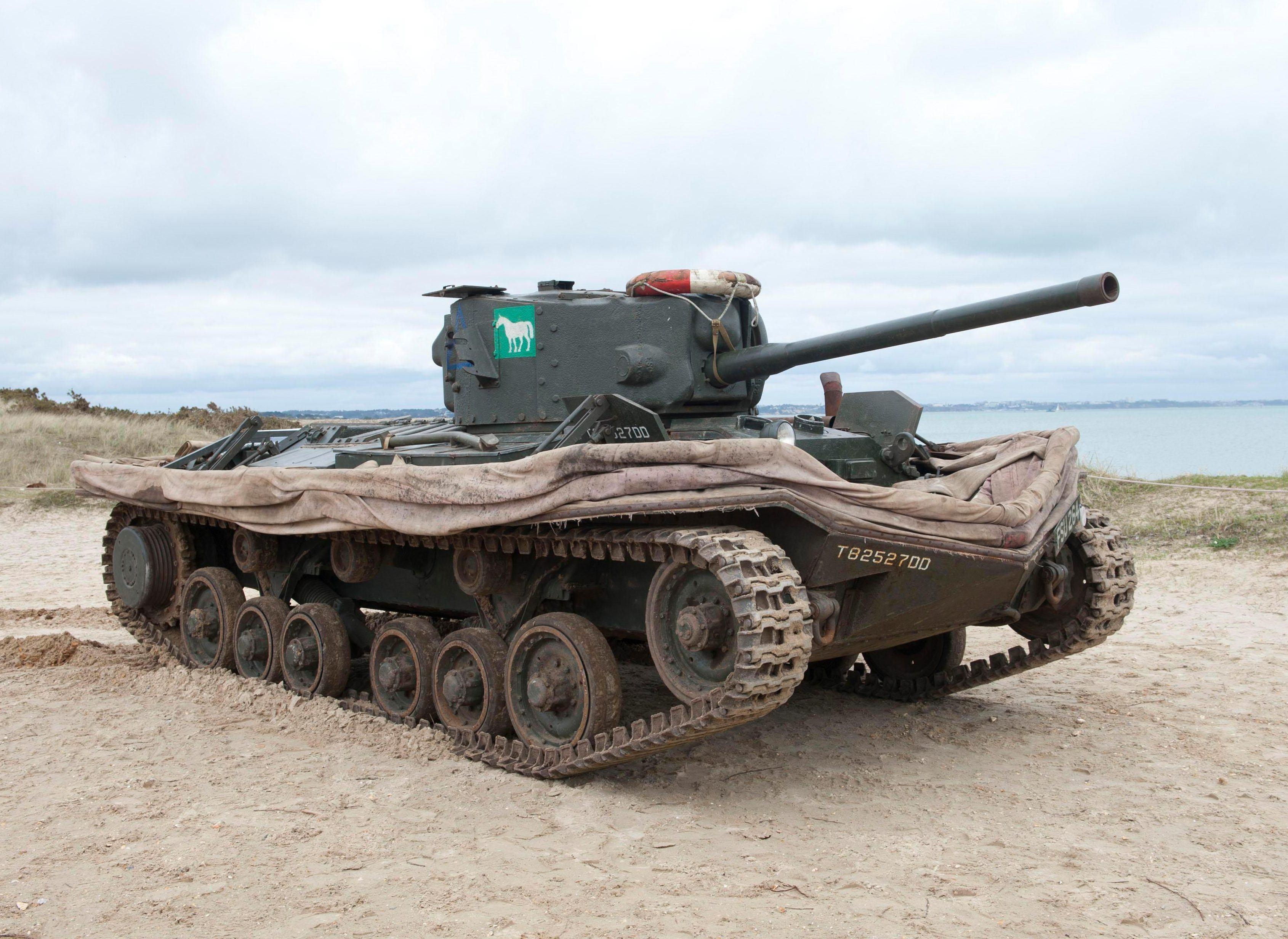 Valentine Tanks Dive image