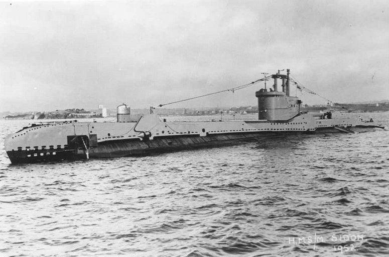Sidon, HMS image