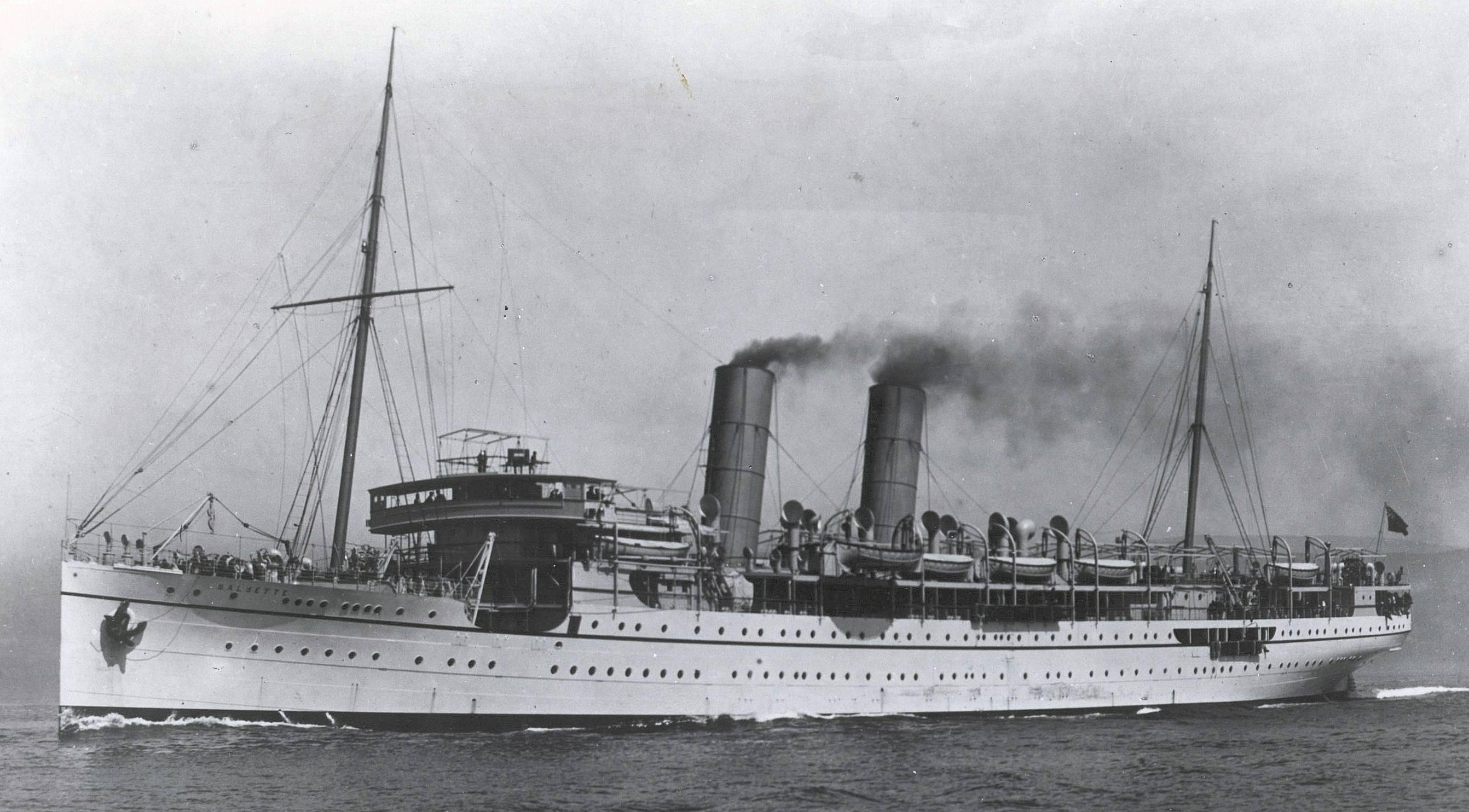 Salsette, SS image
