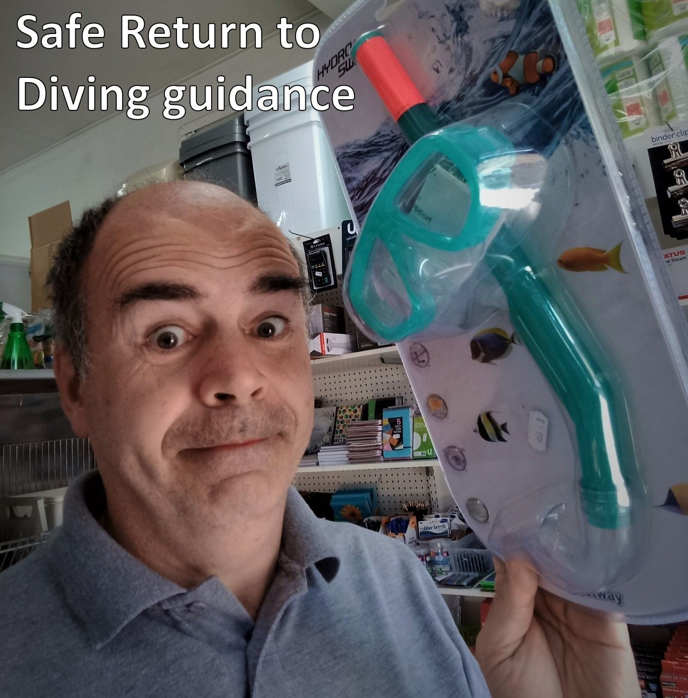 COVID19: Safe Return to Diving image