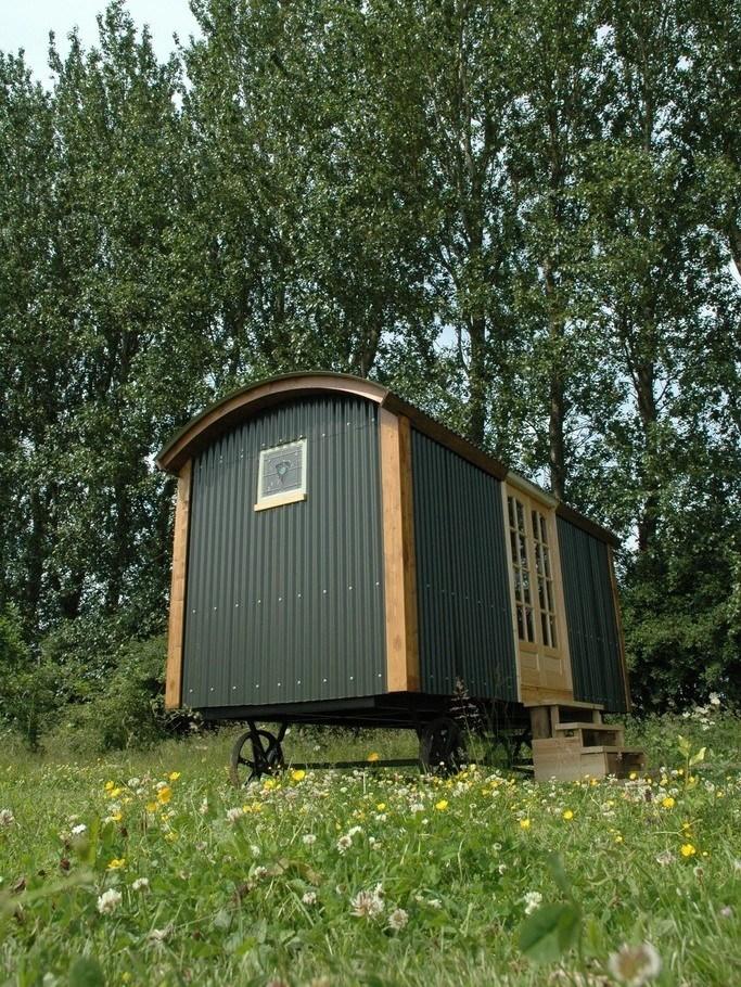 Traditional Shepherd's Hut