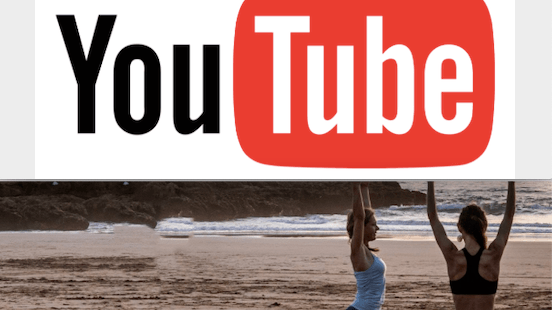 you tube yoga