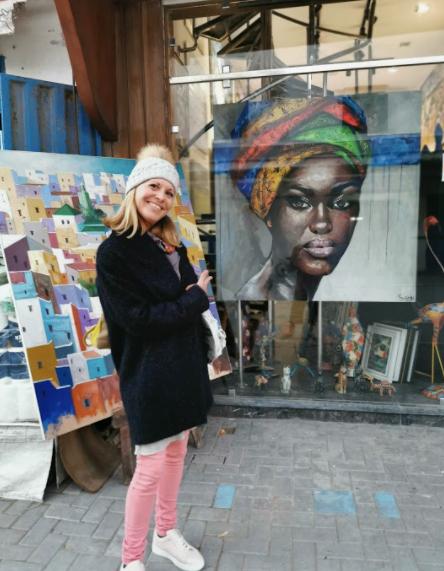 art gallery essaouira morocco 2021