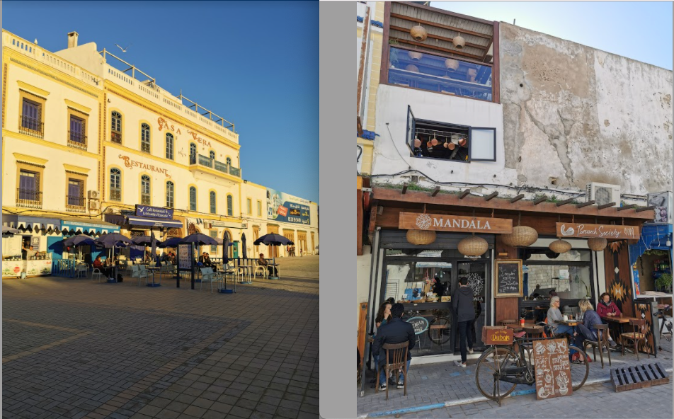 cafes in essaouira 2021