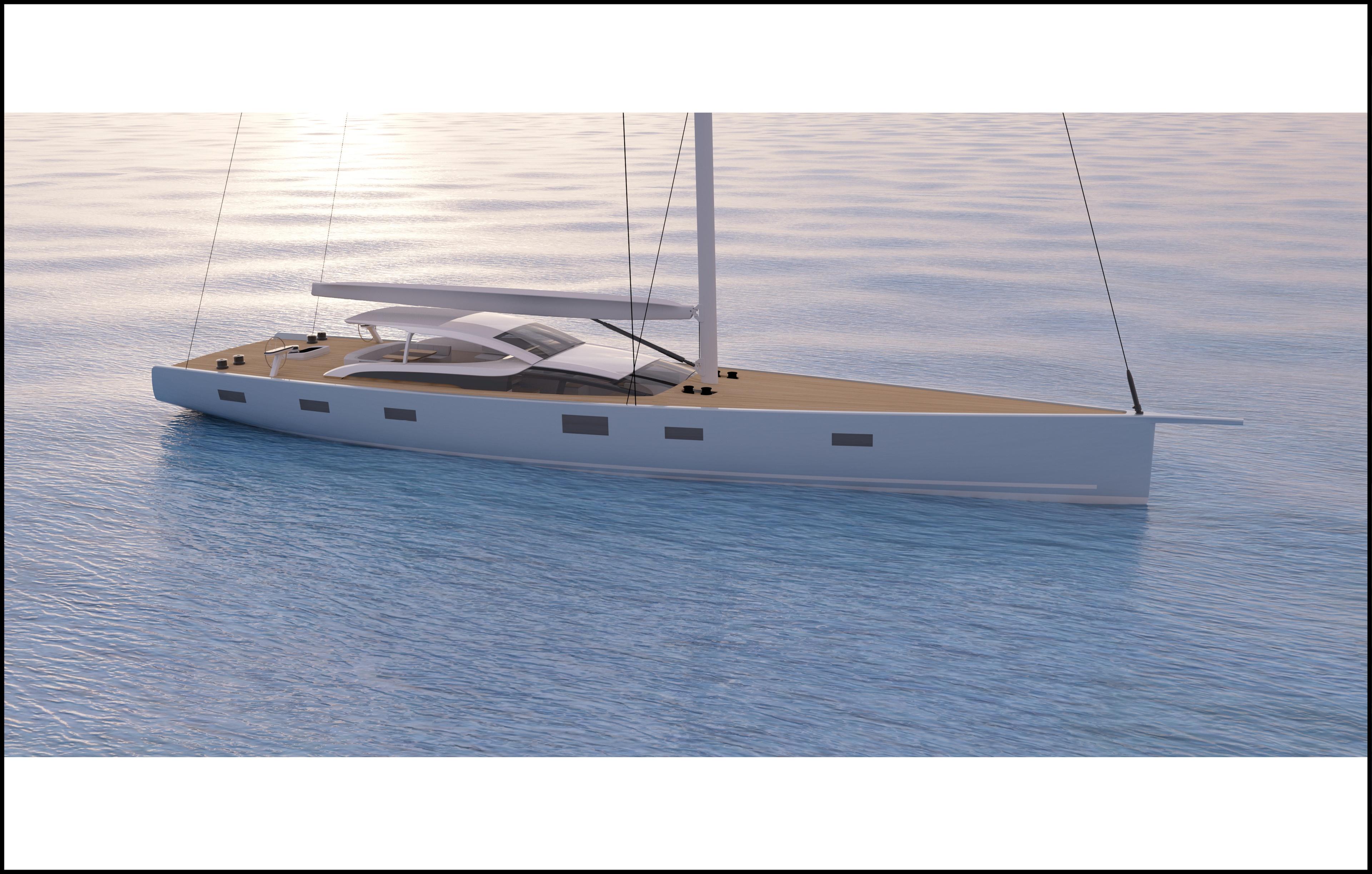 Ribelle at Loro Piana Superyacht Regatta