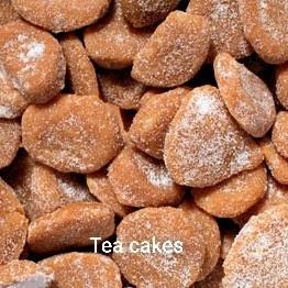 Tea Cakes image