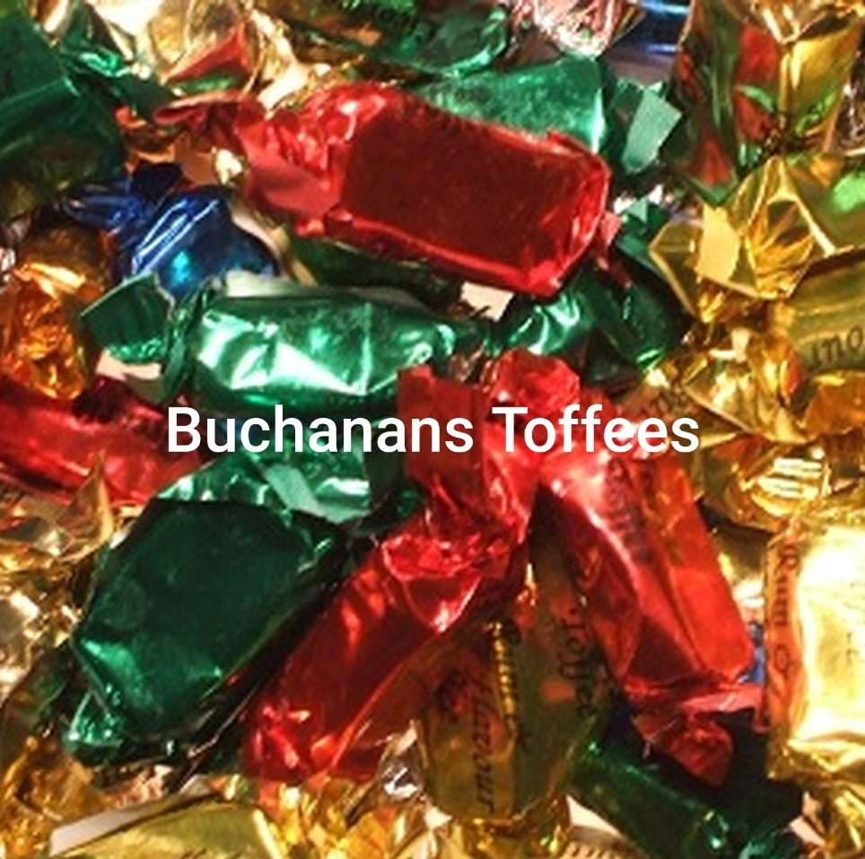 Buchanans Toffees image