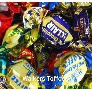 Walkers Toffee image