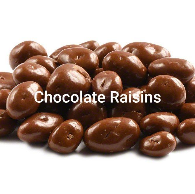 Chocolate Raisins image