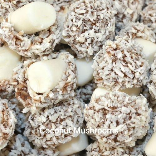 Coconut Mushrooms image