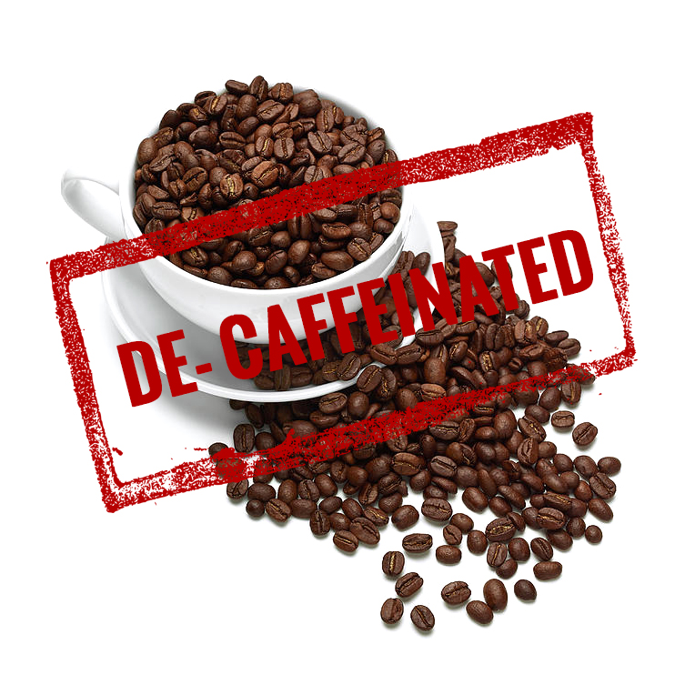 SWISS WATER DE- CAFFEINATED image