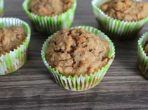 Make ahead muffins