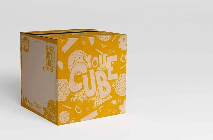 You cube box